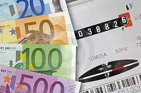 euro vs stroomprijs